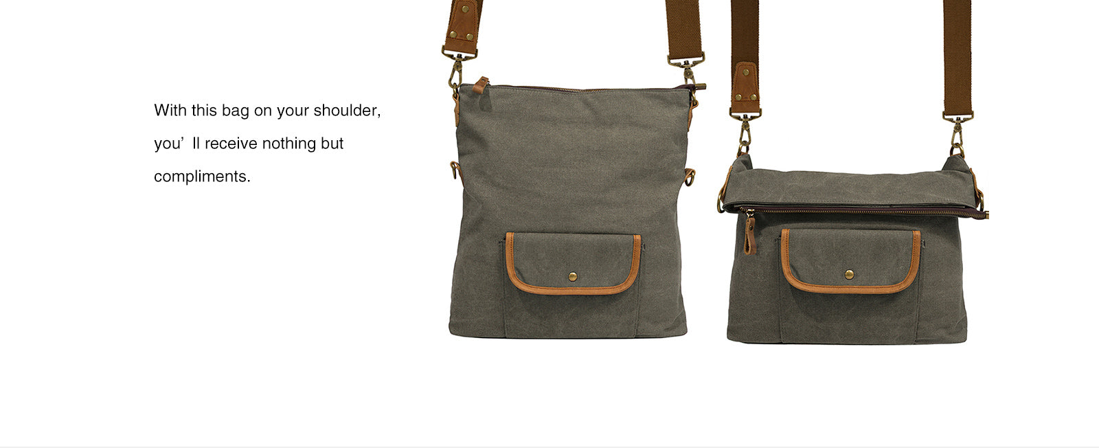Vintage Unisex Casual Hobo Canvas Messenger Outdoor Sports Over Shoulder iPad Crossbody Side Bag