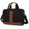 17.3 inch Canvas Laptop Bag Briefcase