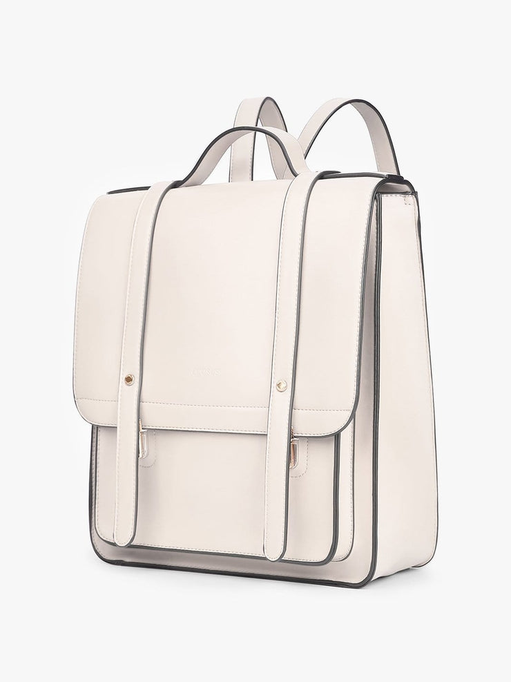 Women's Faux Leather Laptop Backpacks