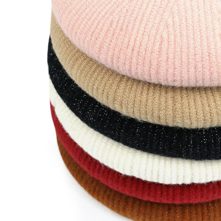 Stylish Wool Beret Hat