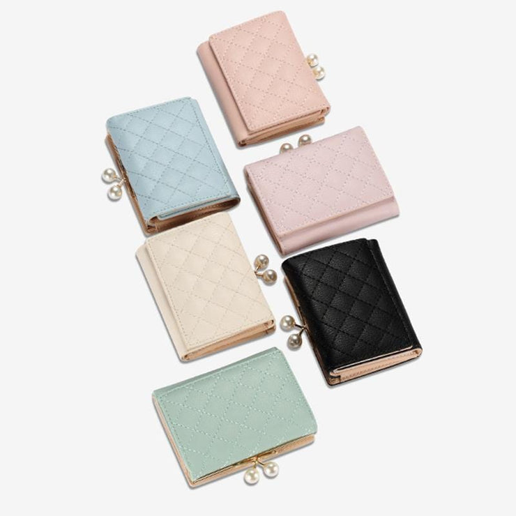 Small Pocket Wallet Card Case