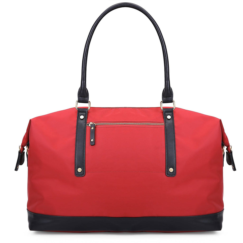 Nylon Duffle Bags   Travel Tote with Trolley Sleeve  bf6a93617b952