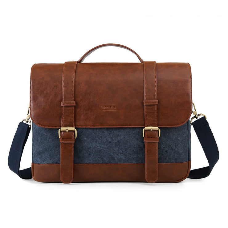Men's Classic Canvas Messenger Bags