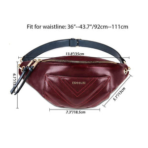 Women's Fanny Pack Casual Waist Bag