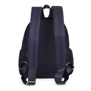 Women's Lightweight Nylon Backpack Small Purse Casual Daypack