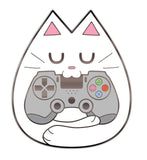 PS4 Cat Pin
