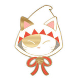 WHM Cat Pin