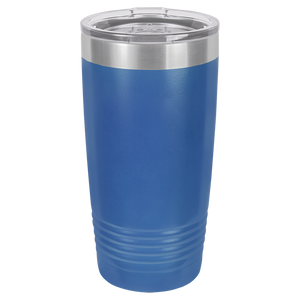 River Compass on Ringneck Polar Camel 20 oz. Tumbler