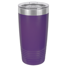 I Can't Adult Today on 20oz. Ringneck Tumbler - Chalk Design