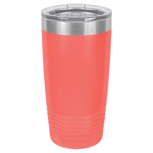 I Can't Adult Today on 20oz. Ringneck Tumbler - Print Design