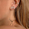Human Body Earrings