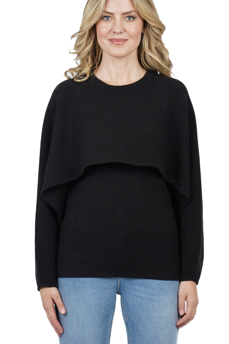 Lyric Layer Cape Top