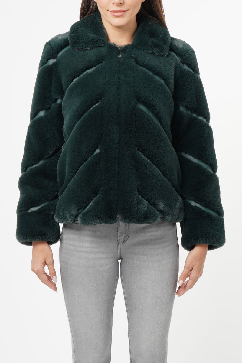 Holden Faux Fur Jacket