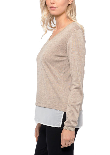 Poppy Layered Top