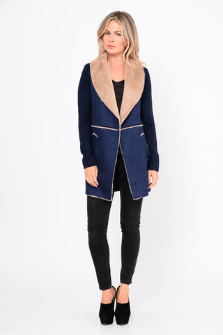 Valerie Open Front Jacket | Love Token US