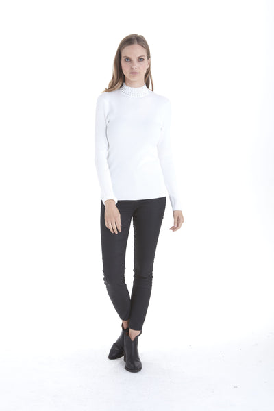 Liette Turtleneck Sweater | Love Token US