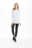 Lexi Embroidered Front Sweater | Love Token US