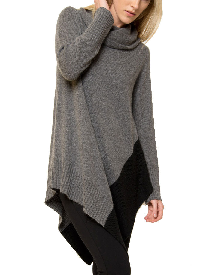 Jackie Asymmetrical Sweater
