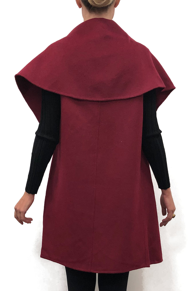 Stingray Collar Cape