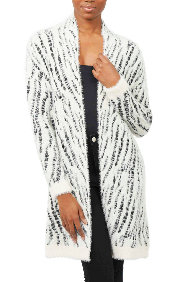 BETTY OPEN FRONT CARDIGAN