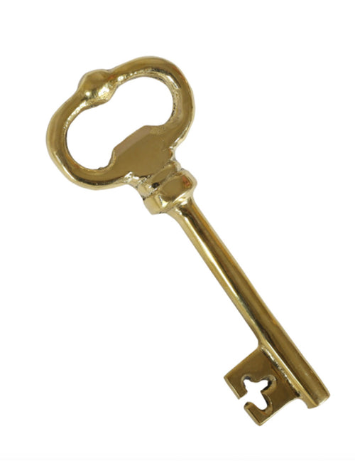 Brass Key Bottle Opener