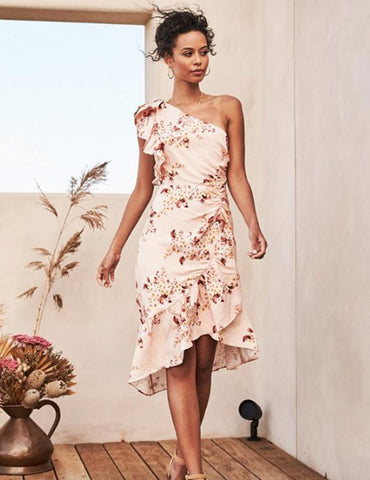 The Spice Route Dress