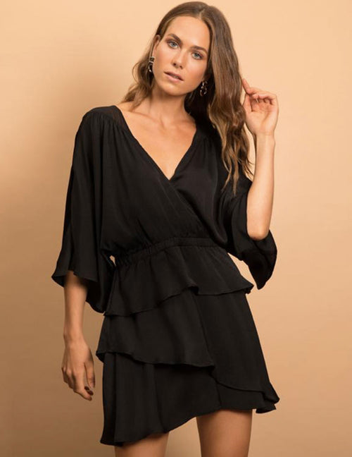 Off Limits Dress - Black