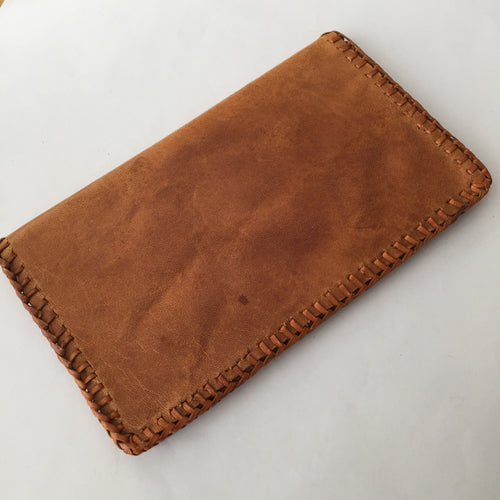 Men's  Vintage Moroccan Leather Wallet
