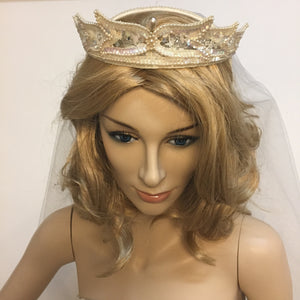 Karin's Crown 1950's Veil