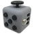 Fidgetz Cube (Gray/Black)