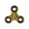 Brown Camouflage Fidgetz Spinner - Sku BTS-001296