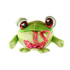 Frog Love Stuffed Fur Ball - Sku BTS-002168