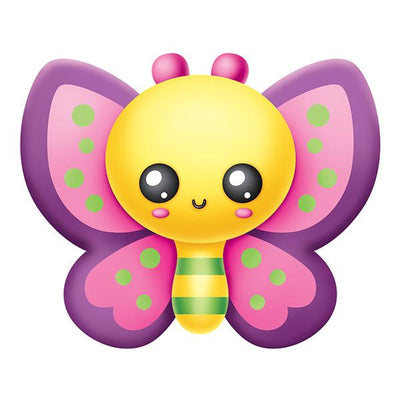 Butterfly Squeez'em Squishy Toy - Sku BTS-003126