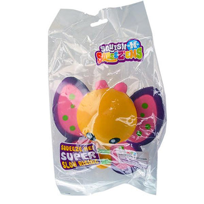 Butterfly Squeez'em Squishy Toy - Save at Bulk Toy Store