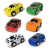 Miniature Animal Print Cars (12 ct) - Sku BTS-021306
