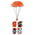 Halloween Parachutists (12 ct)