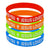 Jesus Loves You'' Wristbands  (12 ct)