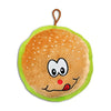 Plush Happy Hamburgers (12ct) - Sku BTS-029819