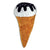 Plush Ice Cream Cones (12ct)