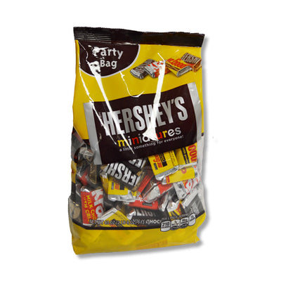 Hershey Mini Assortment (130ct) on sale at Bulk Toy Store