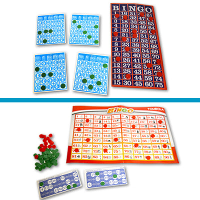 2-in-1 Bingo Set (Box of 1) on sale at Bulk Toy Store