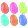 "3""  Plastic Easter Eggs (6ct) - Sku BTS-KP1169"
