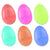"3""  Plastic Easter Eggs (6ct)"