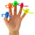Colorful Monster Finger Puppets (Bag of 24 Pieces)