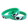 Soccer Silicone Wristbands (Bag of 12 Pieces)