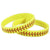 Softball Silicone Wristbands (Bag of 12 Pieces)