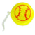 Softball Yo-Yos (Bag of 12 Pieces)