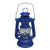 Large Navy Blue Railroad Lantern