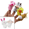 Farm Animal Finger Puppets (One Dozen) - Sku BTS-NB 9538