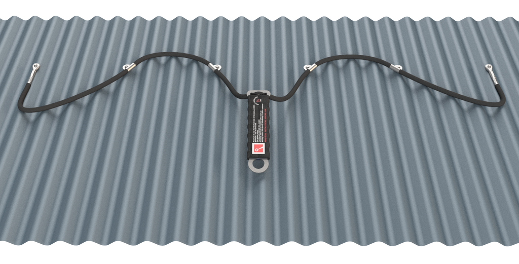 SafetyLink Temporary Roof Anchor The TempLink 3000